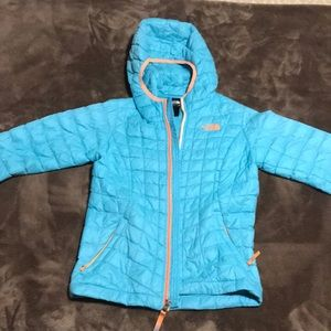 THE NORTH FACE jacket Girl size 7/8